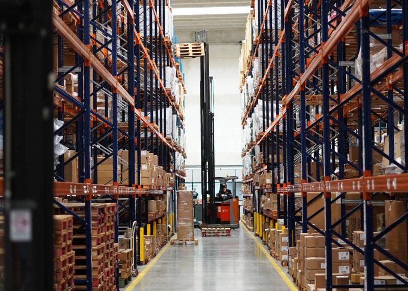 armazenagem de produtos farmacêuticos