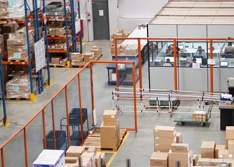 armazenagem grupo terra nova logística