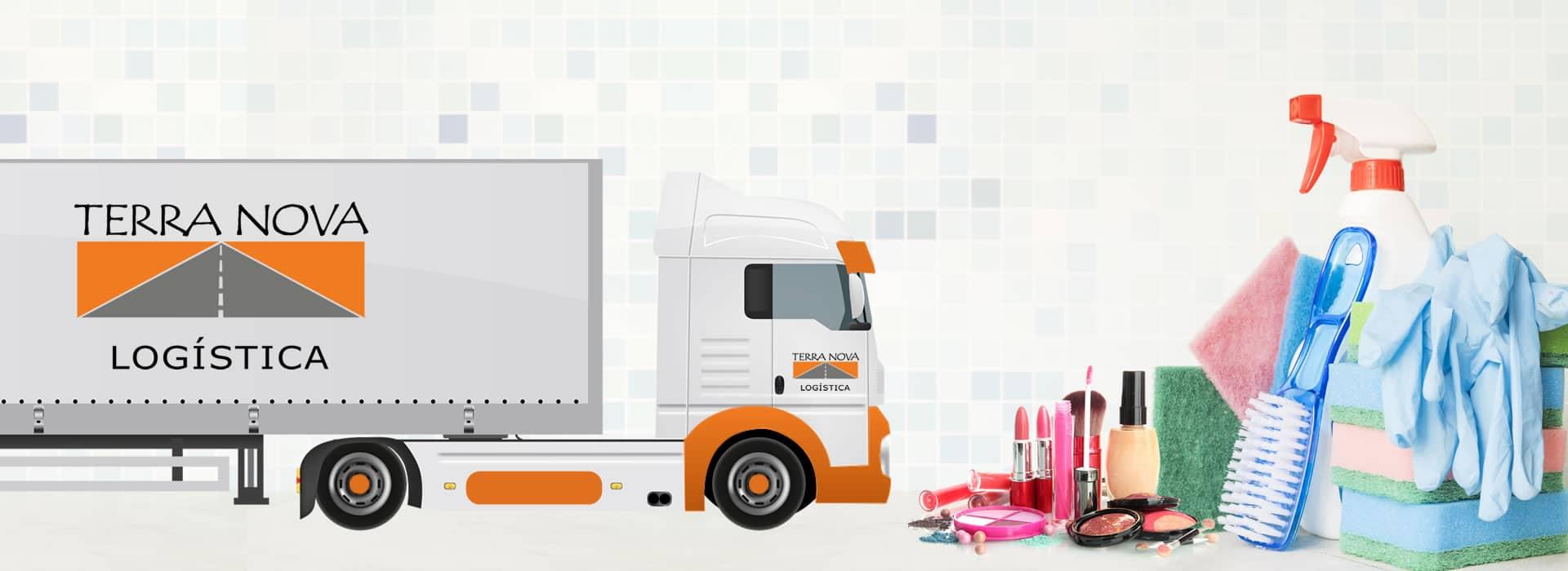 transporte de cosméticos correlatos e saneantes