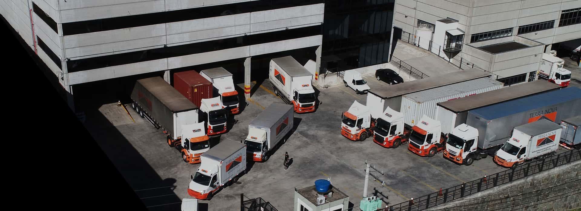 unidades barueri empresa de logistica terra nova logística