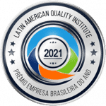 Premio Empresa Brasileira do ano 2021 laqi
